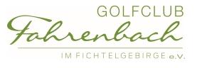 Logo Golfclub Fahrenbach im Fichtelgebirge e.V.