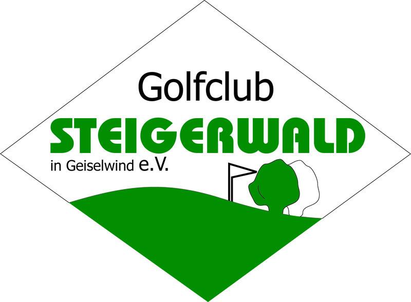 Logo Golfclub Steigerwald in Geiselwind e.V.