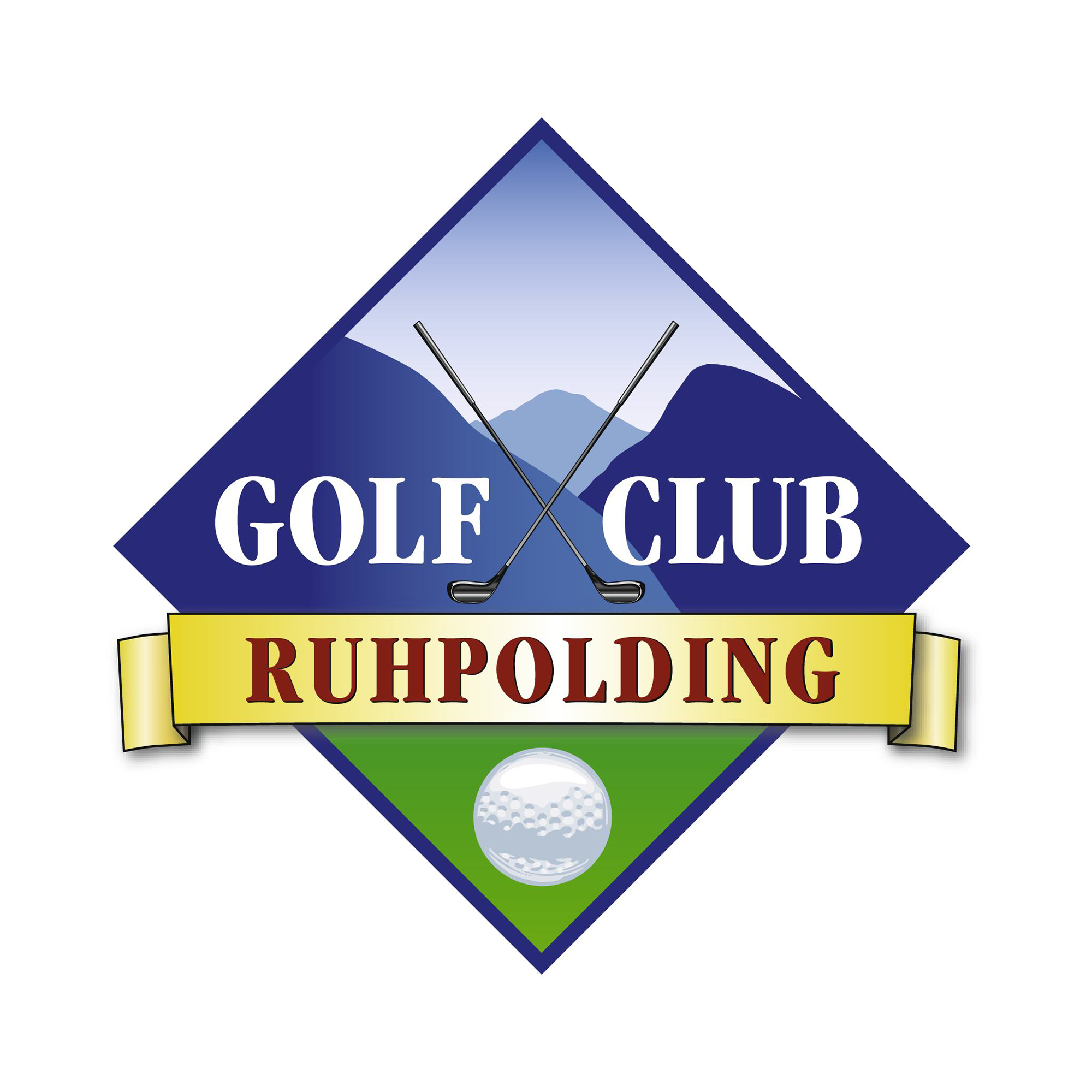 Logo Golf Club Ruhpolding e.V.