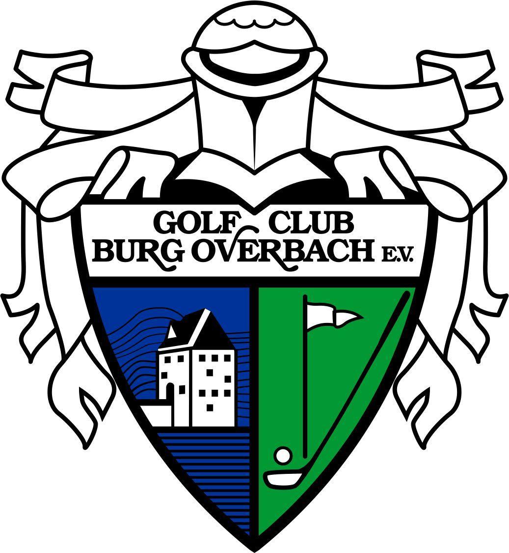 Logo Golf Club Burg Overbach e.V.